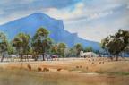 Mt Abrupt View Victoria Valley