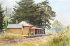 Dunkeld Rail Station