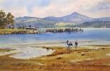 St Georges Bay, St Helens Tasmania