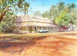 Nindigully Pub, Queensland